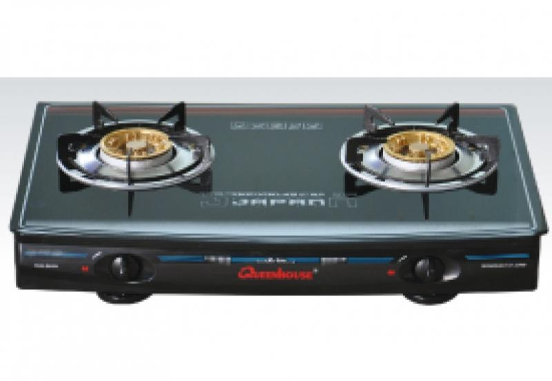 Two burner gas stove KL-370S100 US$25.30