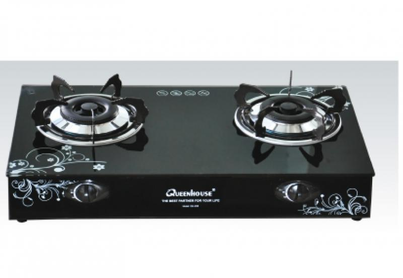Two burner gas stove KL-208S105 US$26,20