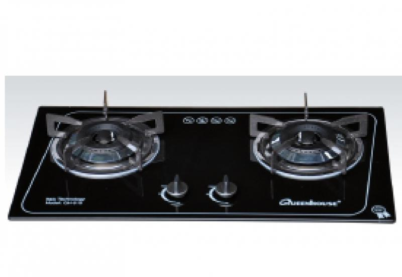 Two burner gas stove KL-818-A