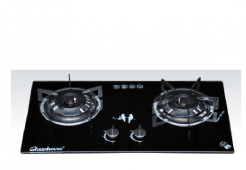Two burner gas stove KL-828-A US$46.00