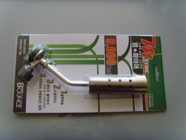 Blow gas torch US$4.50