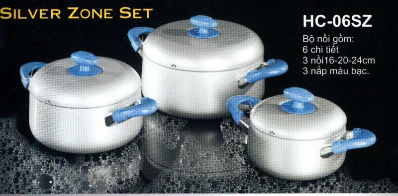 HARD ANODIZED COOKWARES
