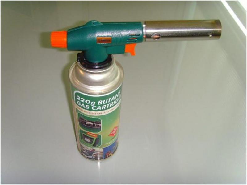 Blow gas torch US$4.40